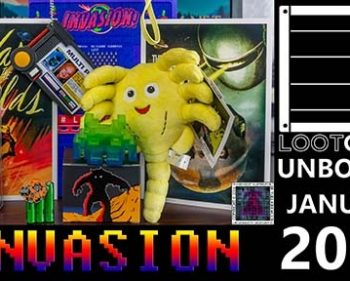 Loot Crate – January 2016 Invasion
