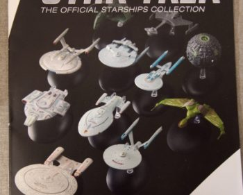 Star Trek Starship Collection Magazine