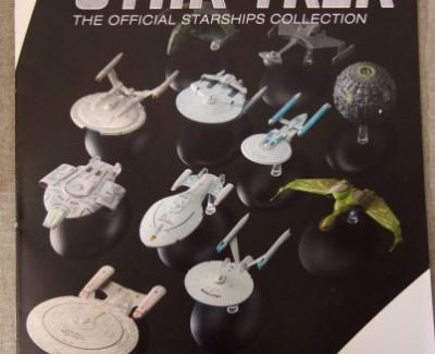 Star Trek Starship Collection Magazine