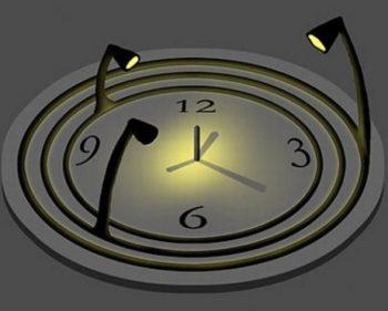 18 Totally Impractical Clocks