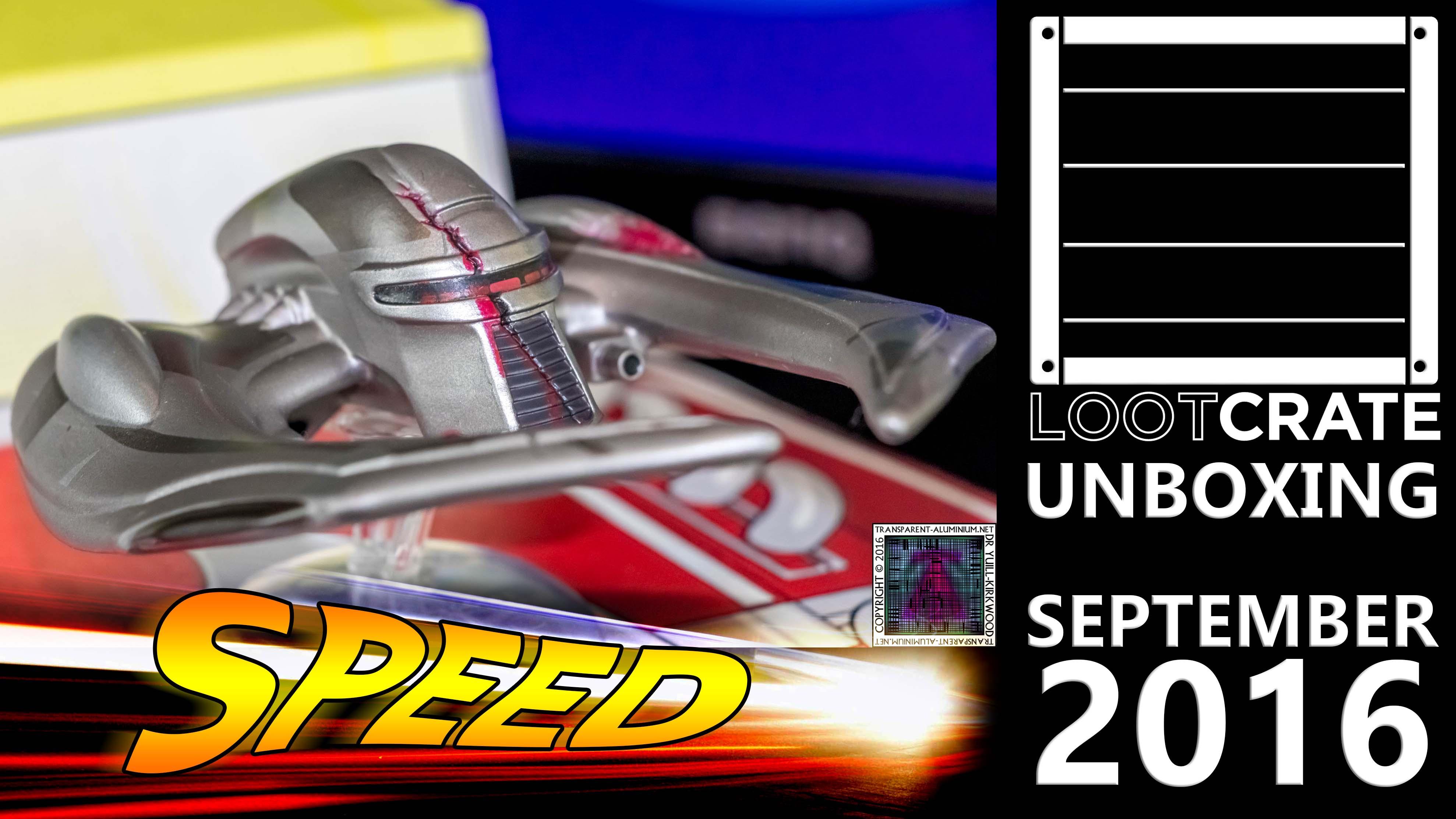 loot crate september 2016 speed thumb transparent aluminium net