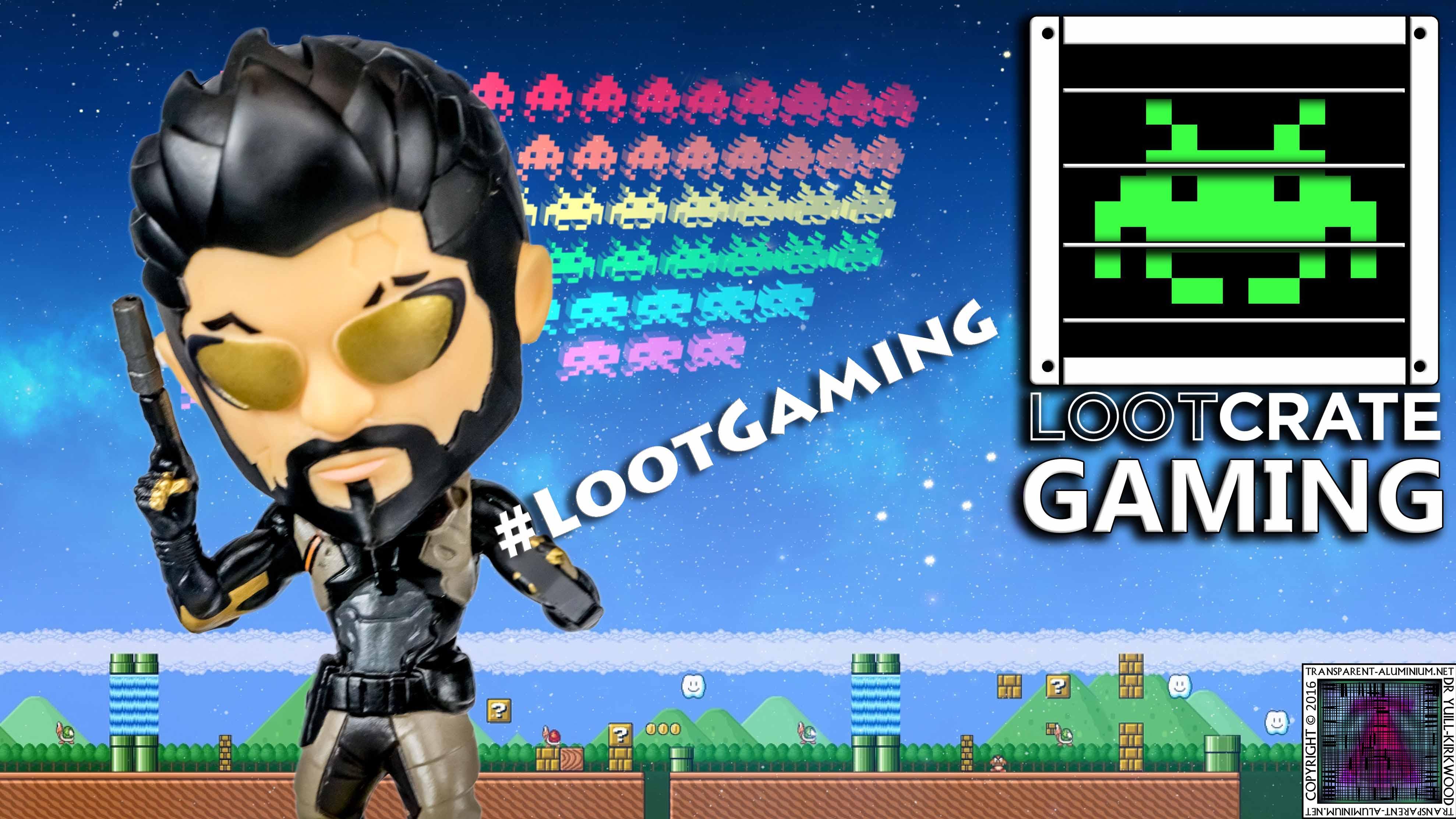 Loot Gaming – August 2016 Mecha